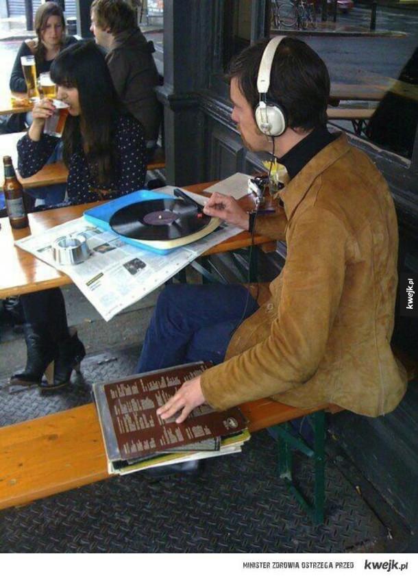 Najwięksi hipsterzy wśród hipsterów