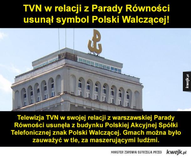 Nice try TVN