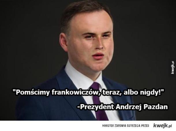 Prezydent Pazdan