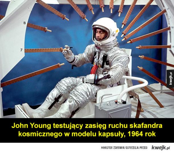 Archiwalne zdjęcia NASA