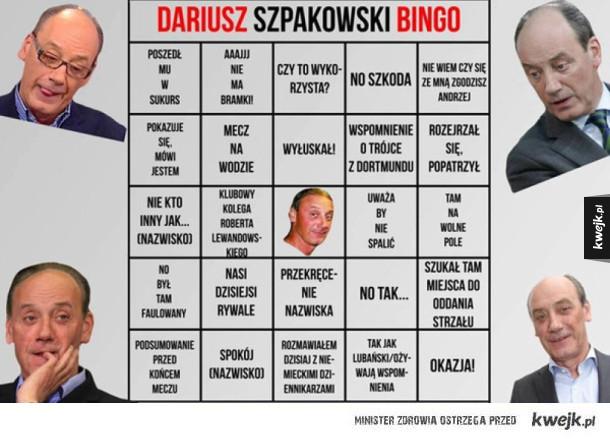 Bingo Szpakowskiego