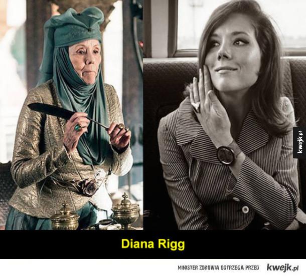 Aktorki, które w młodości były naprawdę piękne