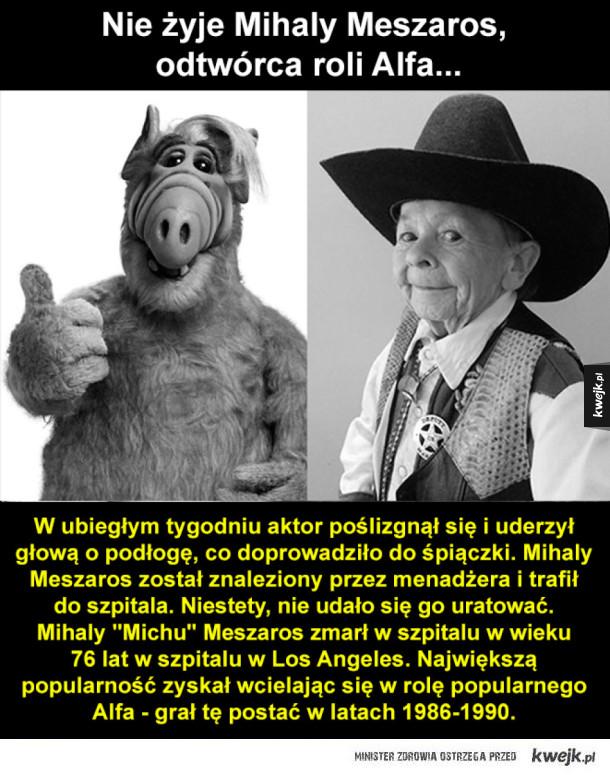 Kochamy Cię, Alf!
