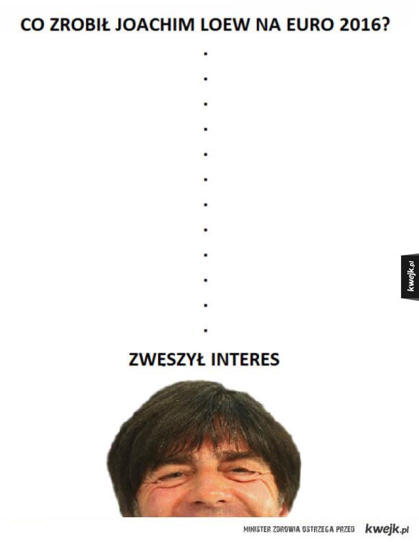 Śmieszki z wpadki  Joahima Loewa