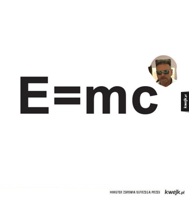 Słynne równanie