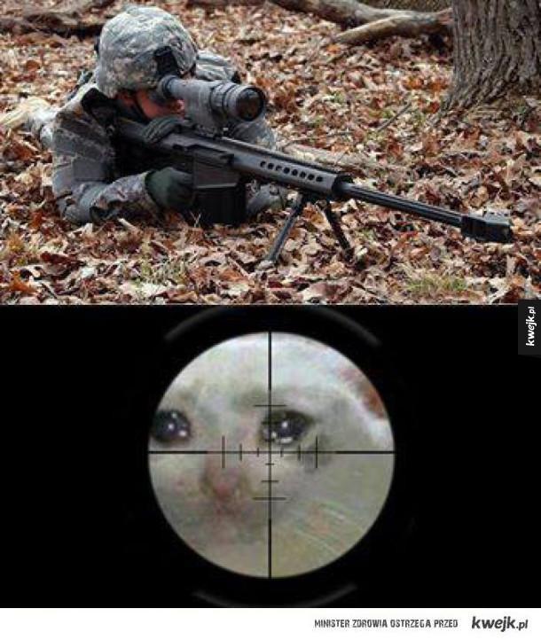 Dajcie plusa albo strzeli
