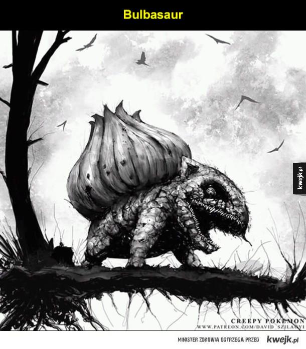Zombie Pokémony Davida Szilagyi