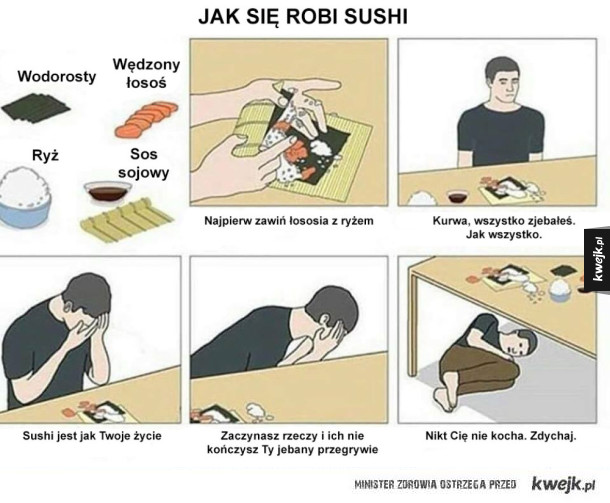 Sushi mejker