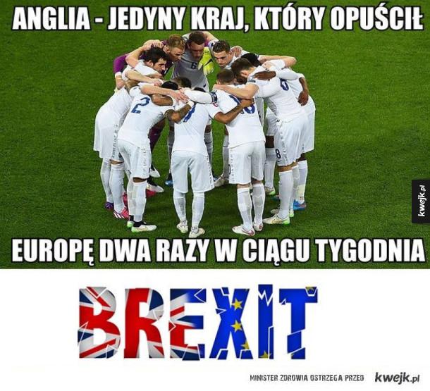 Reakcje internautów na klęskę Anglii