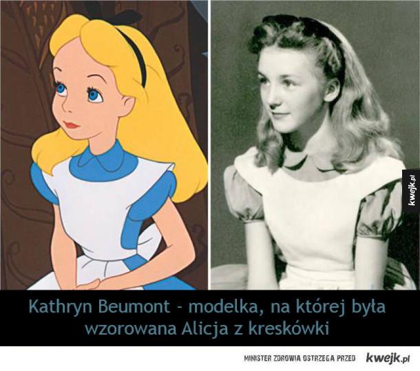 Oryginalna Alicja