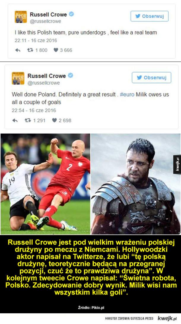 Miły gest dla polskiej drużyny
