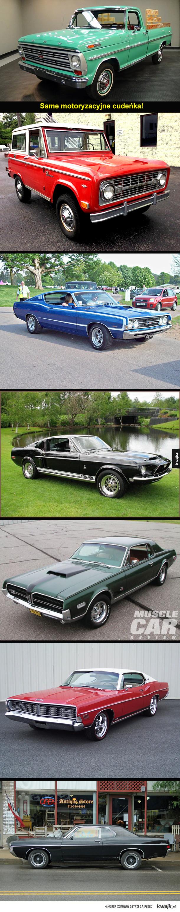 1968 był dla Forda dobrym rokiem