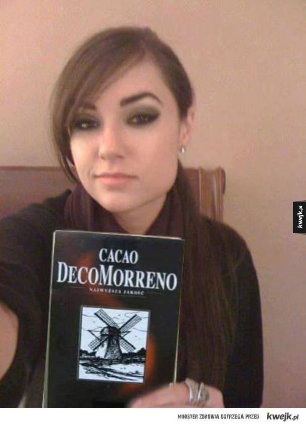 Sasha też czyta wieszcza