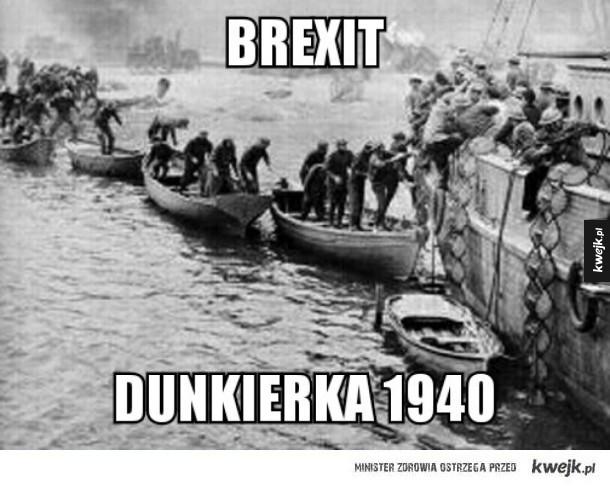 Brexit kiedyś