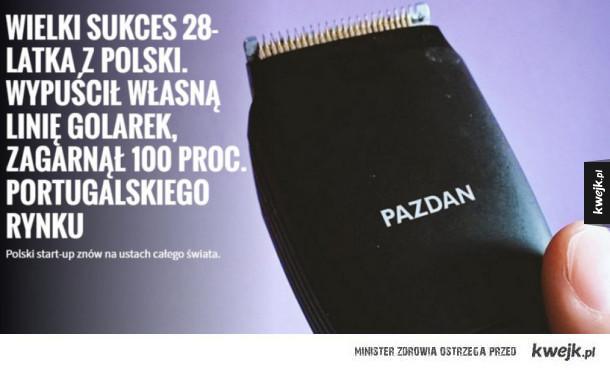 Wielki sukces polskiego startupu