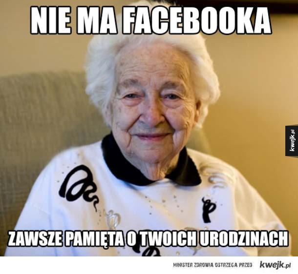 babcia nigdy nie zawodzi