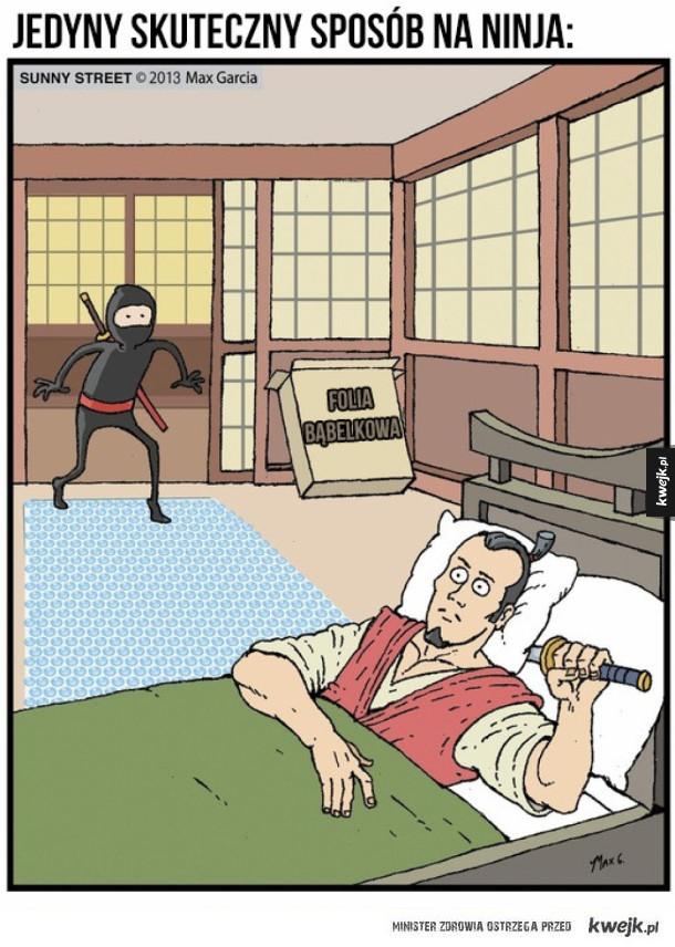 Sekretna samurajska technika