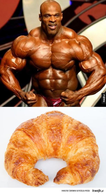 Zawsze chciał być croissantem, w końcu spełnił swe marzenie