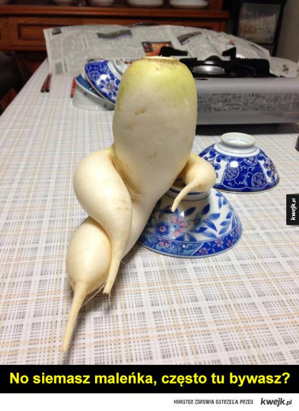 Nietypowe warzywka