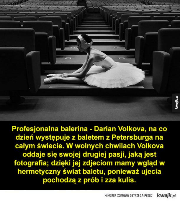 Świat baletu zza kulis