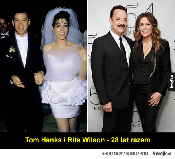 Pary celebrytów, które mimo upływu lat wciąż są razem