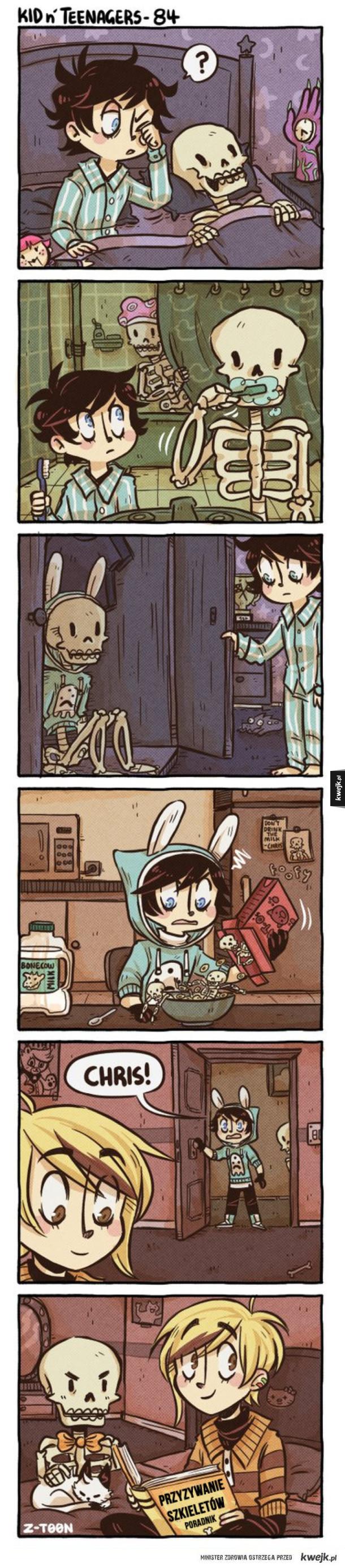 Dziwny współlokator