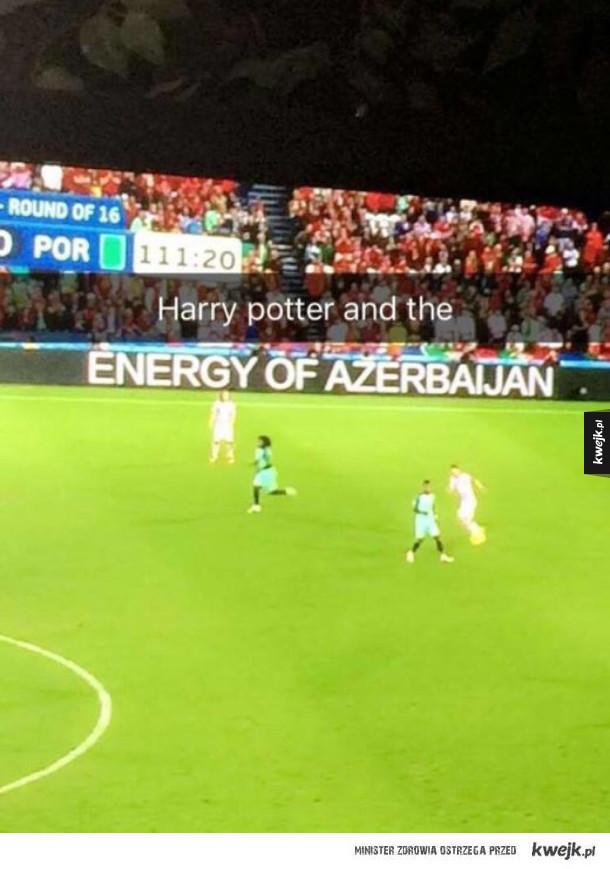 Harry potter i energia Azerbejdżanu