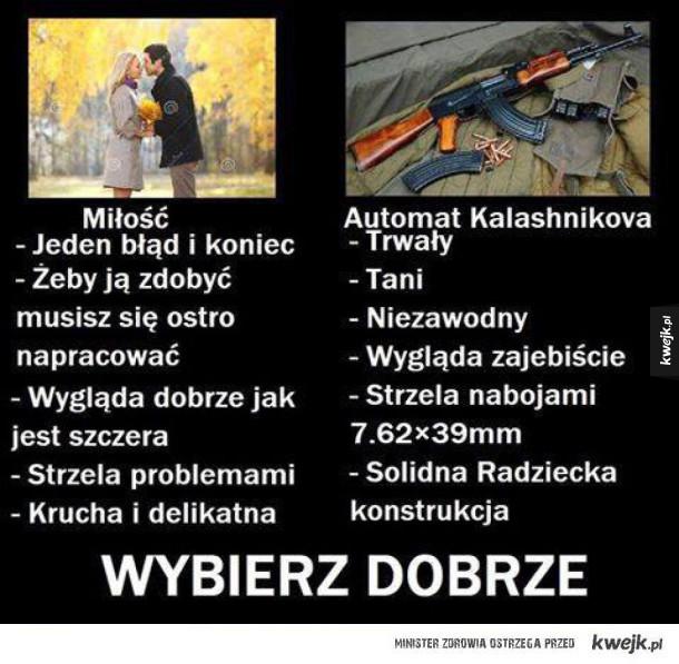 Znaj różnice