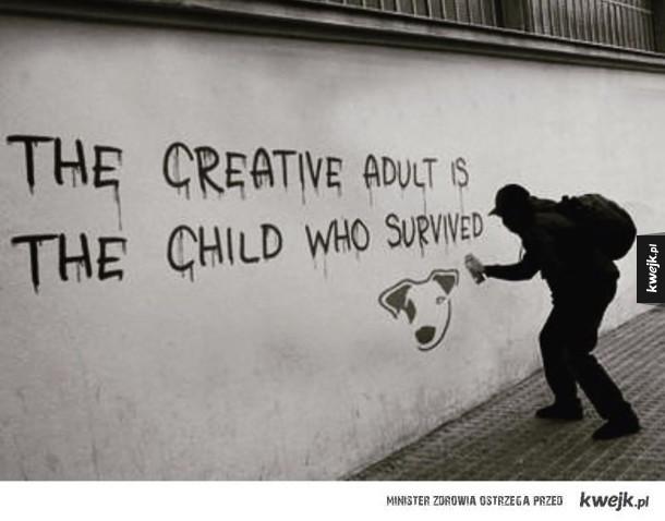 kreatywni ludzie