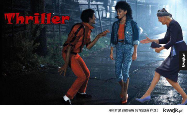 thriller all night