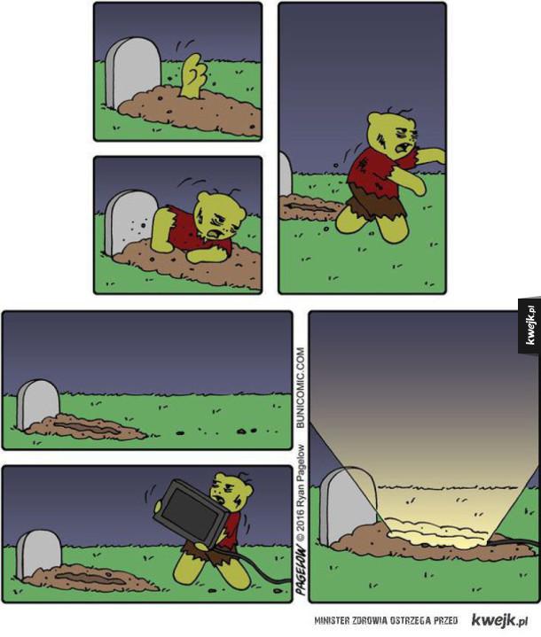 Zombie Puchatek
