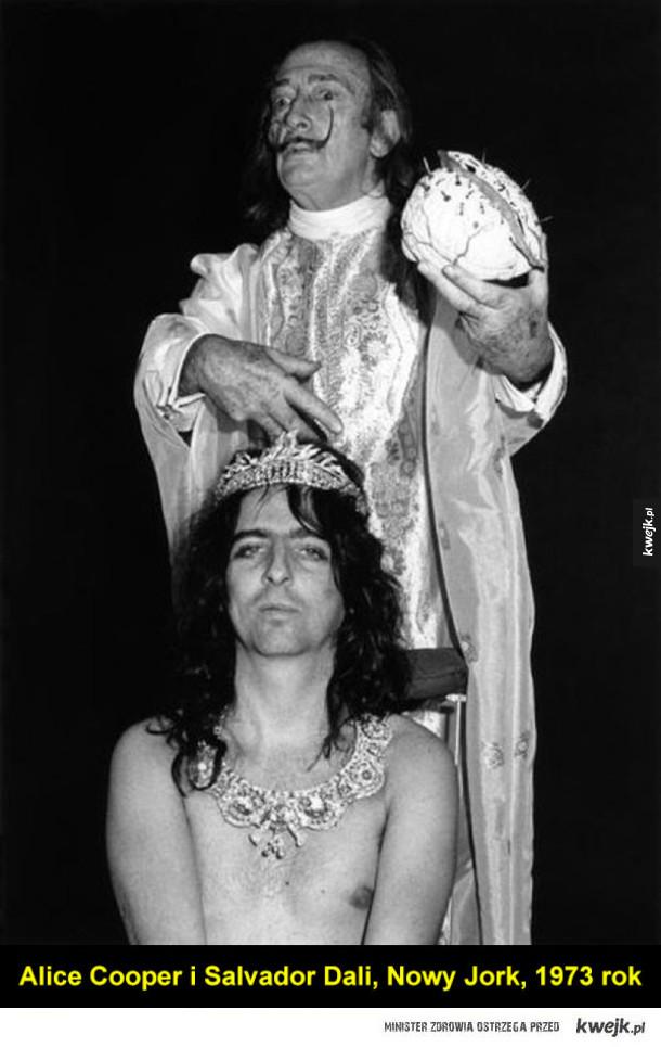 Legendy muzyki na zdjęciach z lat 70.