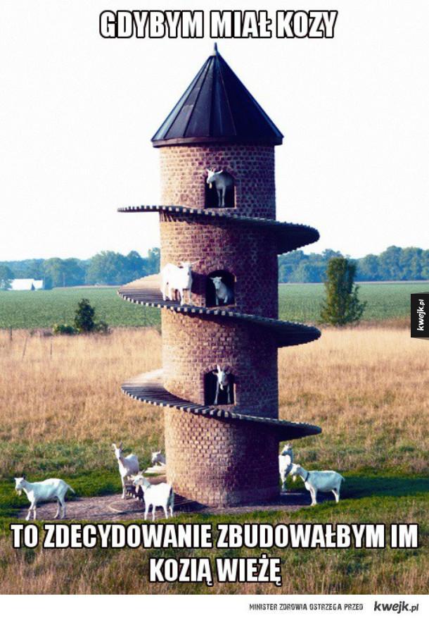 Wieża kozłów
