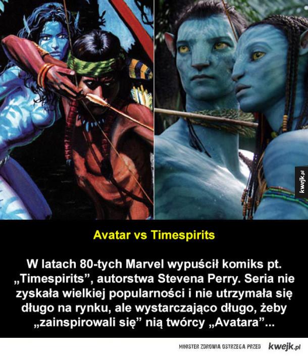 Znane filmy, których scenariusz jest plagiatem