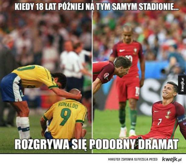 Reakcje internautów po finale EURO 2016