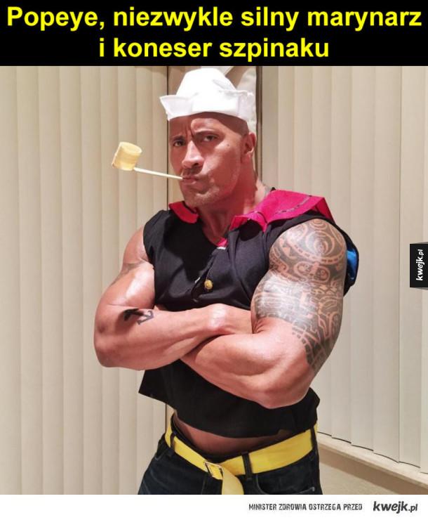 Znany cosplayer