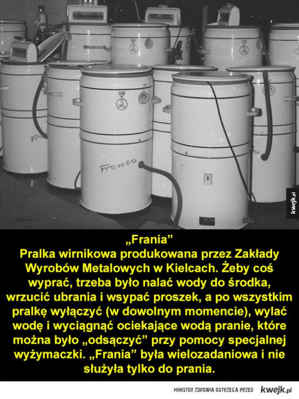 Kultowe sprzęty z czasów PRL