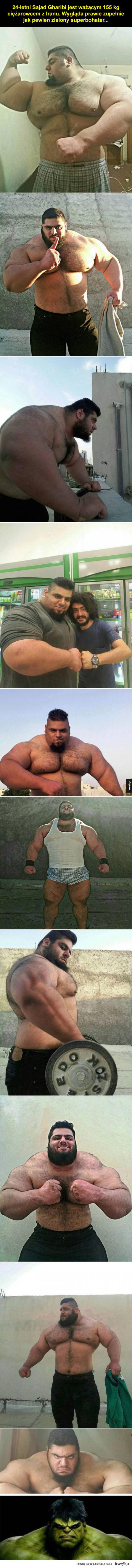 Irański Hulk