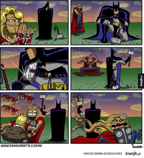Thor w szoku