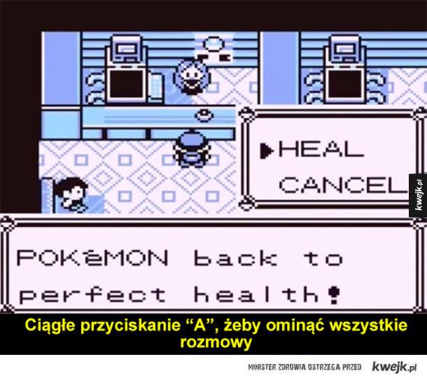 Tak było przed Pokemon Go