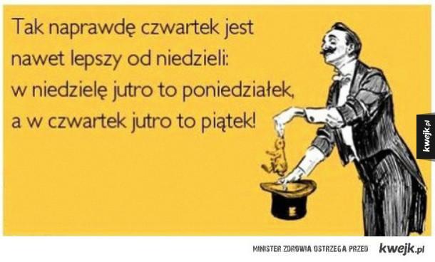 Czwartki!