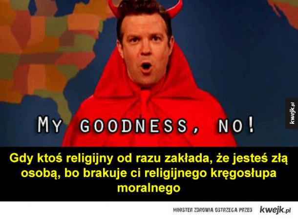 Problemy ateistów