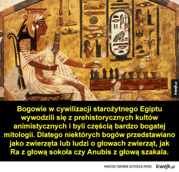 Wierzenia starożytnego Egiptu