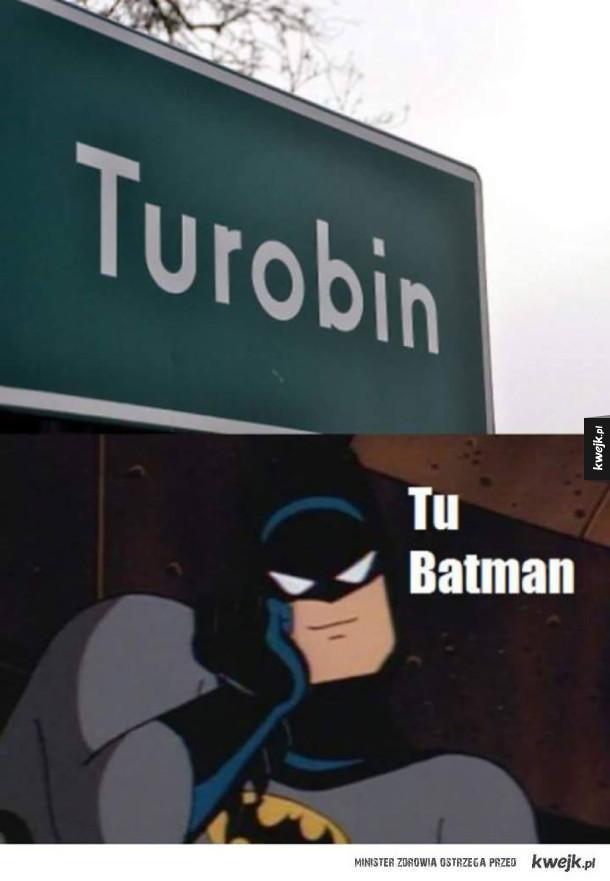 A tu Batman