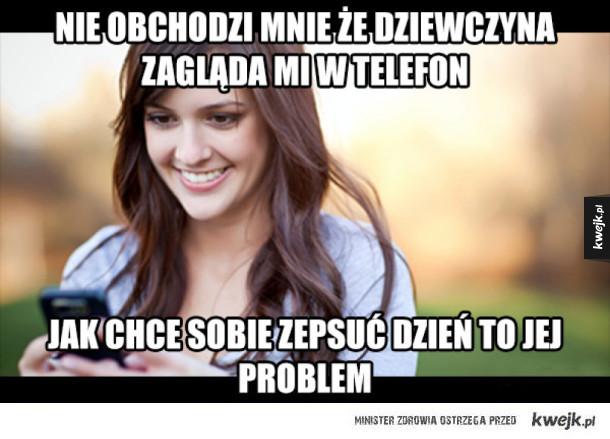 jej problem