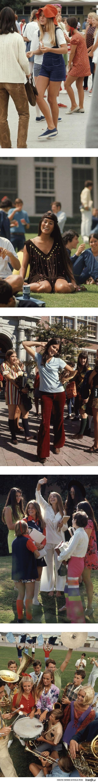 Licealistki w 1969