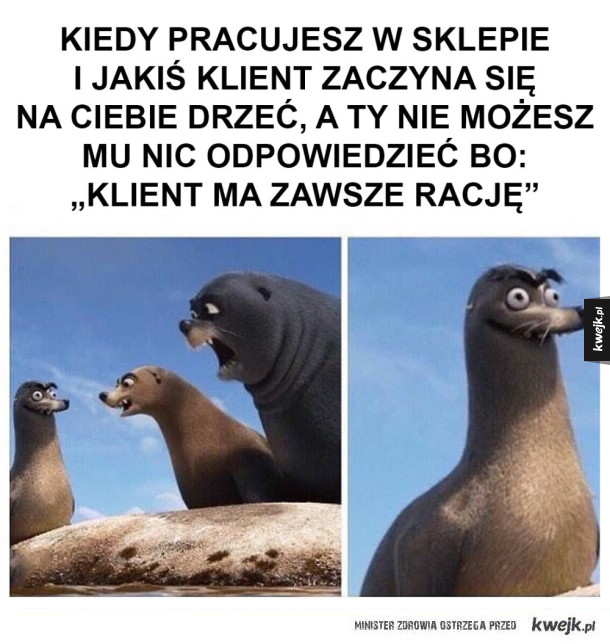 Klient to nasz pan