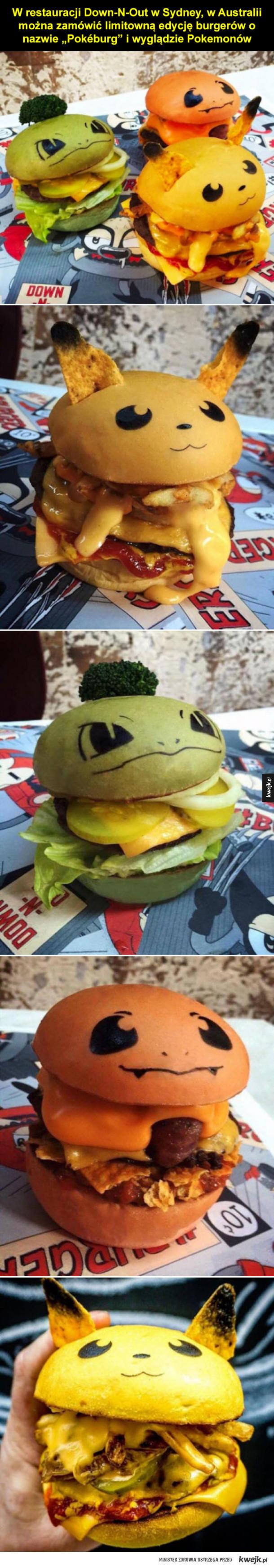 Pokeburgery