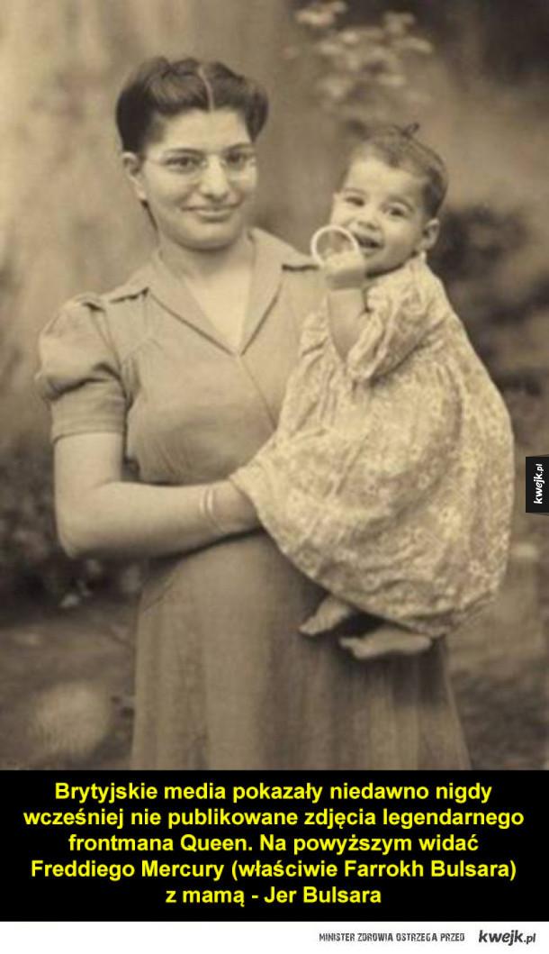Niepublikowane wcześniej zdjęcia Freddiego Mercury