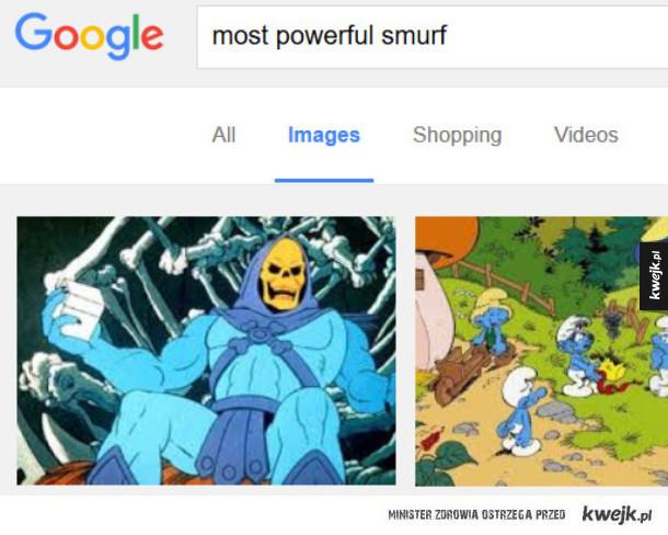 Najpotężniejszy smerf